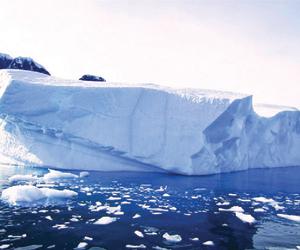 عصر جليدي صغير يبطئ الاحتباس الحراري