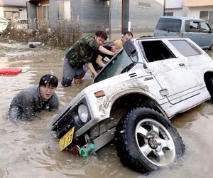 ارتفاع حصيلة قتلى أمطار اليابان إلى 100