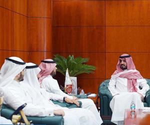شراكة بين غرفة حائل والجامعة العربية