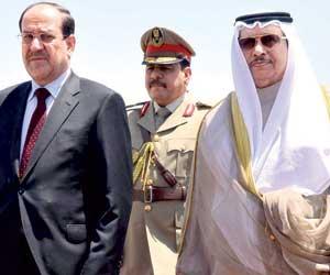 المالكي يحيل 600 ضابط كردي للمحاكمة
