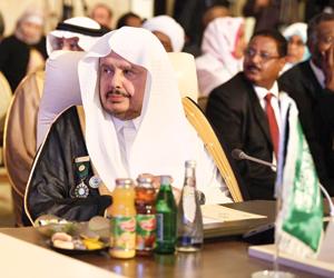 آل الشيخ: مواقف المملكة ثابتة تجاه القضية الفلسطين