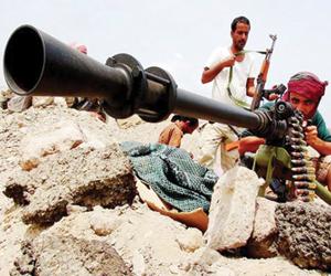 الميليشيات تقتل أسرة في حجة وتشرد مئات الموظفين بج