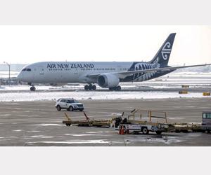طائرة تعود لنيوزلنده بعد فشل هبوطها في الصين