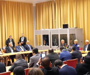 الإرياني: القوة العسكرية أجبرت الحوثيين على المسار