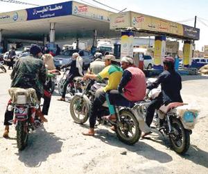 تصاعد أزمة المشتقات النفطية في صنعاء