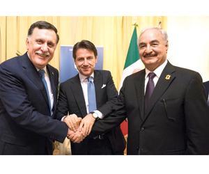 مؤتمر باليرمو يؤسس لمرحلة جديدة في ليبيا