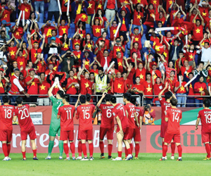 بارك هانغ: مستقبل مشرق ينتظر الكرة الفيتنامية