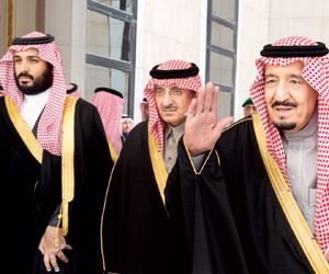 الملك سلمان: نعلق آمالا كبيرة على المواطن