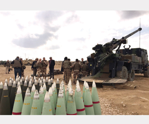 قوات سورية الديمقراطية تحاصر آخر معاقل داعش