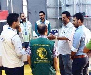 مركز الملك سلمان للإغاثة يعيد تأهيل الأطفال المجند