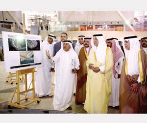 الفيصل: مطار جدة الجديد عالمي وسيكون علامة فارقة