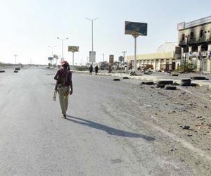 الشرعية تتصدى لخروقات الحوثي في الحديدة