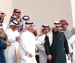 أبونخاع: دعم تركي بن طلال حفز اللاعبين