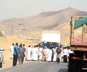 حوادث بحر أبو سكينة تقتل 25 شخصا