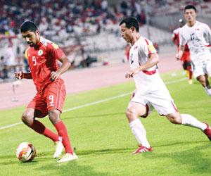 المنتخبات الخليجية تمطر الشباك الآسيوية أهدافا