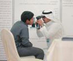 حملة شاملة لعيادة العيون بجامعة القصيم