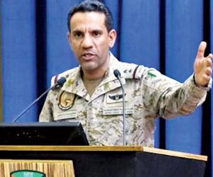 التحالف: المجتمع الدولي يختبر جدية الحوثيين