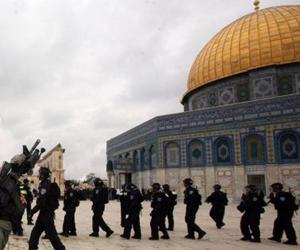 إدانة عربية لإجراءات الاحتلال في المسجد الأقصى