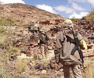 الجيش الوطني يحرر سلسلة جبال شمال صعدة