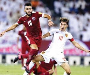 قطر والبحرين تواجهان المالديف والفلبين