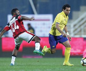 جوستافو يكافئ لاعبي النصر بإجازة