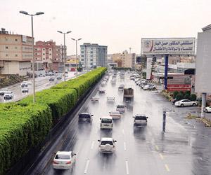 أمطار صيفية