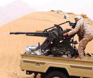الشرعية تحكم سيطرتها على سلسلة جبال بمعقل الحوثي