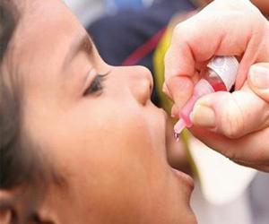 61949 طفلًا في الحملة الوطنية ضد شلل الأطفال بجدة