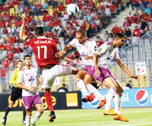 6 أندية عربية تتأهل لربع النهائي الإفريقي