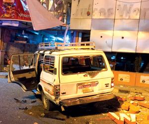 قذائف حوثية تقتل يمنيا في نجران