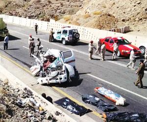 15 % انخفاض الحوادث المرورية  وتراجع الوفيات 19 %