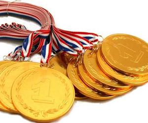 السعودية تحصد  أول ذهبية