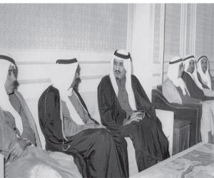 50 صورة تاريخية لذاكرة علاقات المملكة والإمارات في