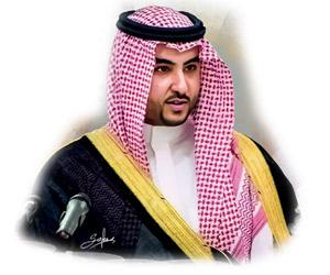 خالد بن سلمان: نعمل مع حلفائنا لوقف التهديد القطري