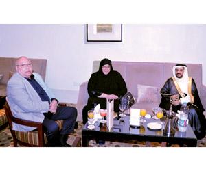 عبدالدائم: تعاون فني كبير  بين السعودية ومصر