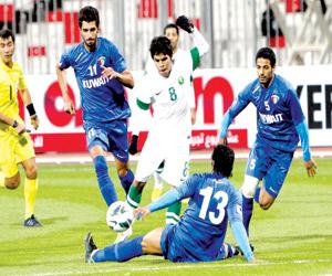 الكويت مرشحة لتعزيز ألقابها الخليجية رغم