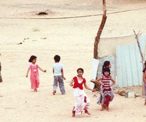 هجرة آل شماخ في نجران تنتظر المياه والمدارس