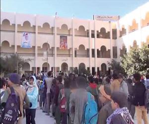 الحوثي يؤدلج الطلاب بأسلوب الحرس الثوري