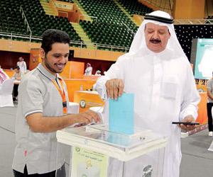 فوز 34 مرشحا في انتخابات الاتحادات الرياضية
