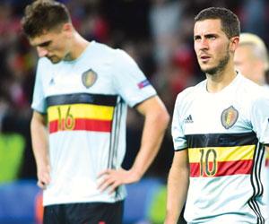 7 عوامل وراء فشل جيل بلجيكا الذهبي