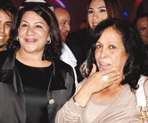 صدفة تلاقينا يجمع سعاد عبدالله وحياة الفهد بعد 15 عاما جريدة الوطن