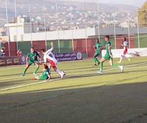 الرجاء المغربي يواجه السلام اللبناني بـ3 فرص