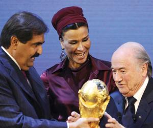 قطر الدولة الوحيدة التي تنظم مونديالا لم تتأهل إلي