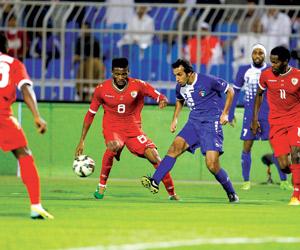 عنفوان عمان يصطدم بطموح قطر
