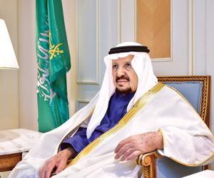 وفاة الأمير عبدالرحمن بن عبدالعزيز