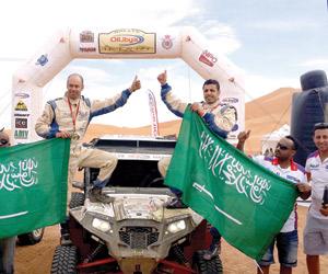 ابن سعيدان بطلا لرالي المغرب