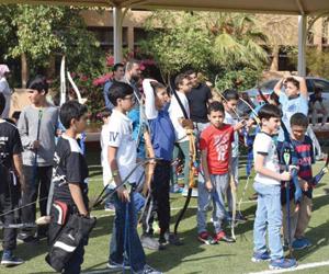 60 لاعبا يتنافسون في بطولة المملكة للسهـام