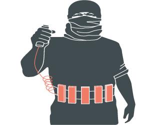 مقتل عشرات المتمردين في حجة بينهم قيادي حوثي