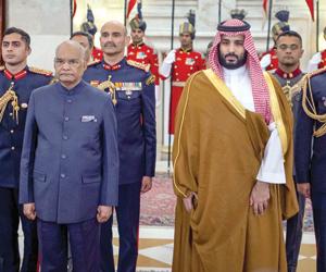 توافق سعودي هندي على الاستقرار والتوسع في الاستثما
