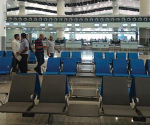 12 مليون مسافر تستوعبهم الصالة الجديدة بمطار الملك